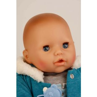 Schildkrot Baby Doll Amy Mint Winter Clothes 45cm alternate image