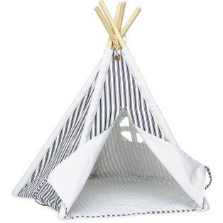 Petitcollin Mini-Teepee Stripe  55 x 35cm