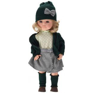 D'Nenes Marieta Doll (Conker Queen) 36cm