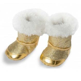 Heless Gold Boots 38-45cm