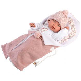 Llorens Baby Doll Tina With Blanket, 44cm alternate image