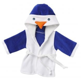 Penguin Bathrobe