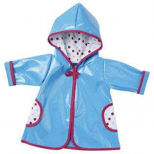 Dog Walking Raincoat! (Blue) 45-50cm