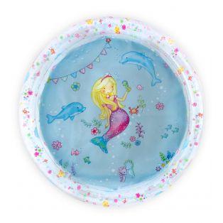 Heless Doll's Paddling Pool Mermaid Design 50cm alternate image