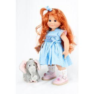 FANNY by Rosemarie Muller - Artist Wichtel Doll, 32cm