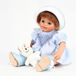 Baby TAJA by Rosemarie Muller - Artist Wichtel Doll, 22cm