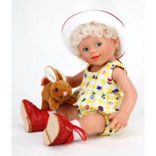 Baby FRIDO by Rosemarie Muller - Artist Wichtel Doll, 22cm