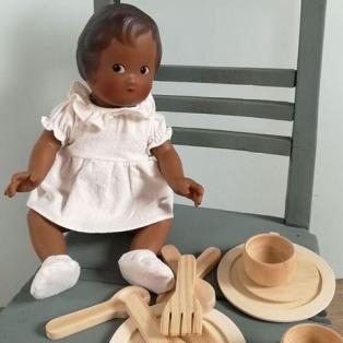 Egmont Toys Les Petits Amalia Doll 32cm alternate image