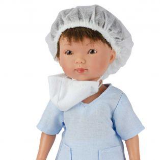 Frontline Workers Nurse Boy Doll Albert, 28cm  alternate image