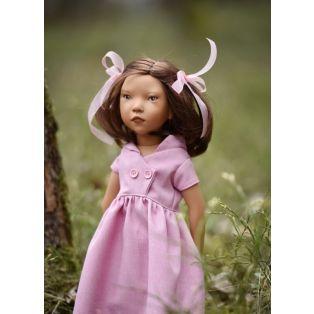 Zwergnase Junior Children of The World Doll 2021 Alika, 50cm alternate image