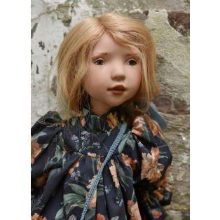 Zwergnase Art Doll 2021, Allannah 2 Limited Edition 25 Dolls, 70cm