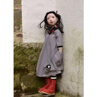 Zwergnase Art Doll 2021 Allannah 4, 70cm, Limited Edition 25 alternate image
