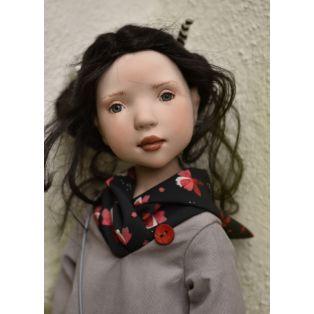 Zwergnase Art Doll 2021 Allannah 4, 70cm, Limited Edition 25