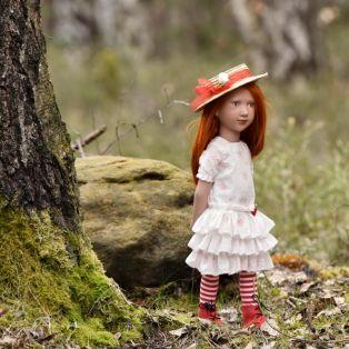 Zwergnase Junior Children of The World Doll 2021 Aluna, 50cm