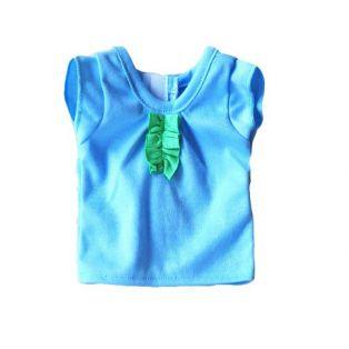 WeGirls Blue & Green T-Shirt 45-50cm
