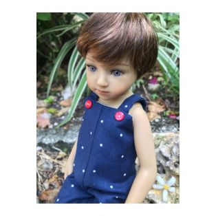 Maru & Friends Mini Pal Boy Doll Outift Button Cute 33cm