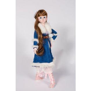 My Ballerina Dollz Clara Marie���������s Winter Coat 53cm
