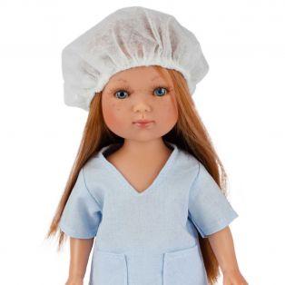 Frontline Workers Carlota Redhead Nurse Doll, 28cm  alternate image