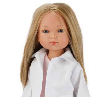 Frontline Workers Carlota Blonde Doctor Medic Doll, 28cm  alternate image