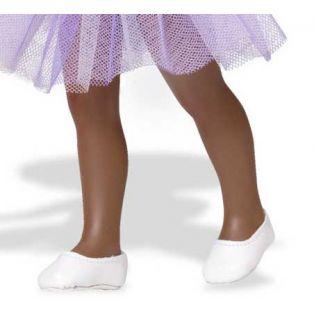 CARLOTA Ballet Shoes (White)