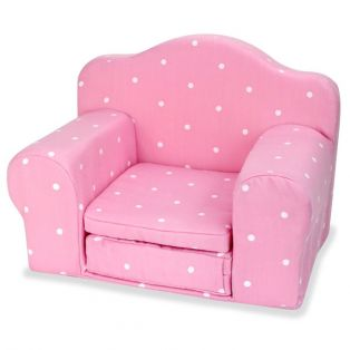 Pull out SINGLE Doll Chair Bed alternate image