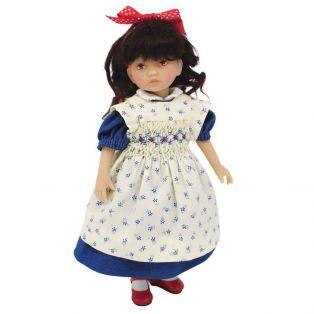 BONEKA Tuesday's Child Christine (Snow White) L/E 2, 25cm Doll