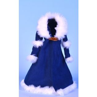My Ballerina Dollz Clara Marie's Winter Coat 53cm