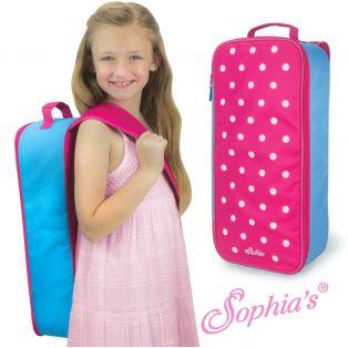 Sophia's Doll Carry Travel Bag
