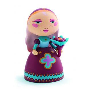 Djeco Art Toys Princess Anouchka, 7 cm