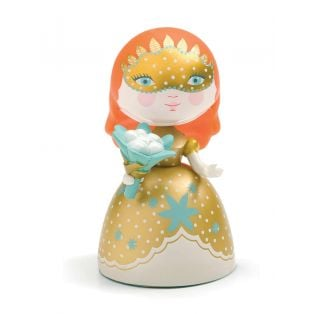Djeco Art Toys Princess Barbara, 7cm