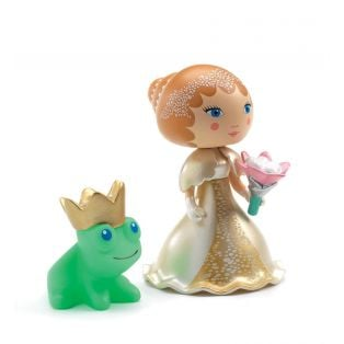 Djeco Art Toys Princess Blanca, 7cm