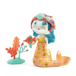 Djeco Art Toys Princess Aby & Blue, 7cm