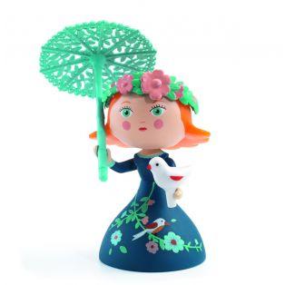 Djeco Art Toys Princess Melodia, 7cm