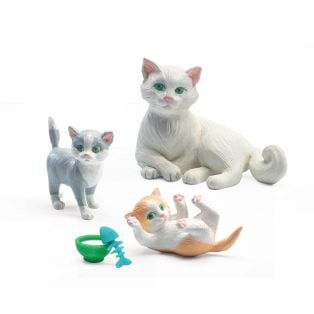 Djeco Doll House Cats