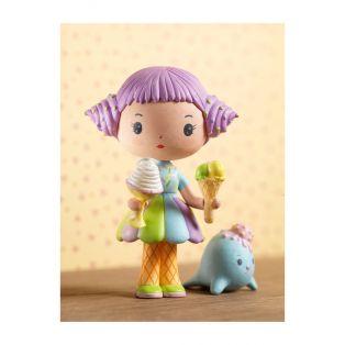 Djeco Tinyly Figurine - Tutti & Frutti, 7.5cm alternate image