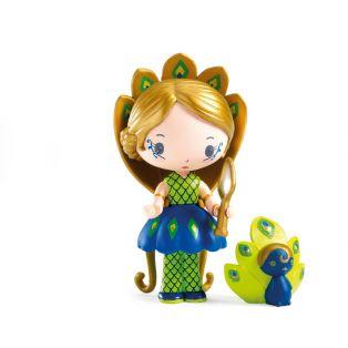 Djeco Tinyly Figurine - Paloma & Bogo, 7.5cm