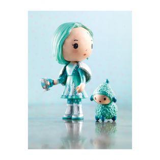 Djeco Tinyly Figurine - Cristale & Frizz, 7.5cm alternate image