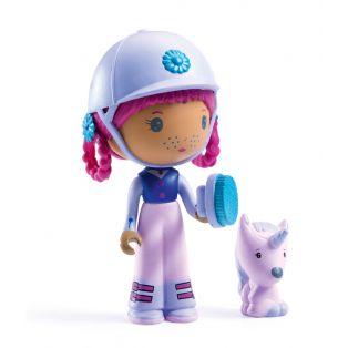 Djeco Tinyly Figurine - Joe & Gala, 7.5cm