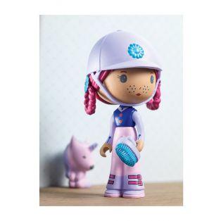 Djeco Tinyly Figurine - Joe & Gala, 7.5cm alternate image