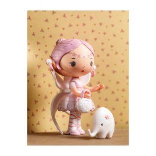 Djeco Tinyly Figurine - Elfe & Bolero, 7.5cm alternate image