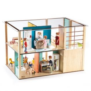 Djeco Dolls' House - Cubic House alternate image