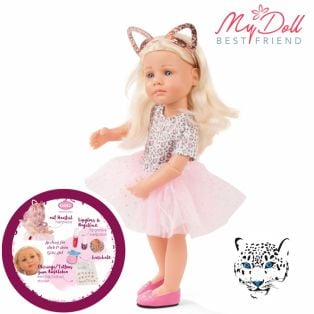 Gotz Little Kidz Doll Elli XM, 36cm alternate image