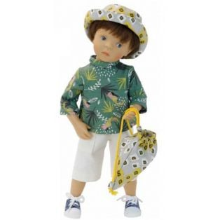 Petitcollin Minouche Eloi Boy Doll 34cm