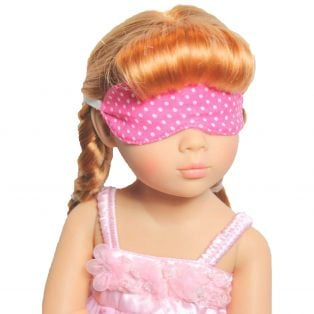 My Doll Best Friend Eye-Mask For Dolls With Fixed Open Eyes alternate image
