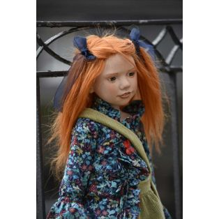 Zwergnase Art Doll 2020, Frederike Limited Edition 25 Dolls, 90cm