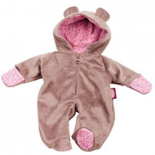 Gotz Teddybear Onesie S, M, L, XL