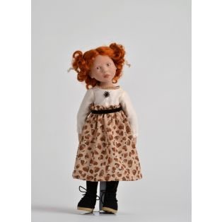 Zwergnase Junior Doll 2020, Griet 45cm