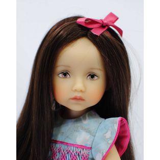 BONEKA Monday's Child BROWN EYES OOAK Gwen 25cm Doll