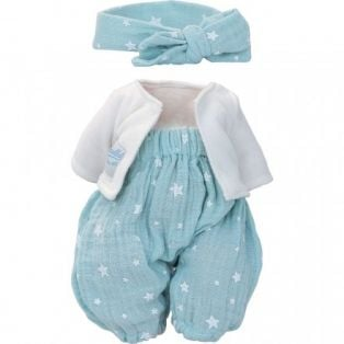 Petitcollin Marilou Clothing Set to fit Petit Calin, Calinette and Caline 28cm Dolls