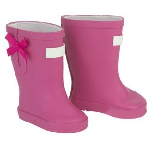 Sophia's Rubber Rain Wellies for 45-50cm Dolls